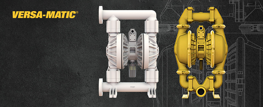 VERSAMATIC,VERSA-MATIC,威马,弗尔德,气动隔膜泵